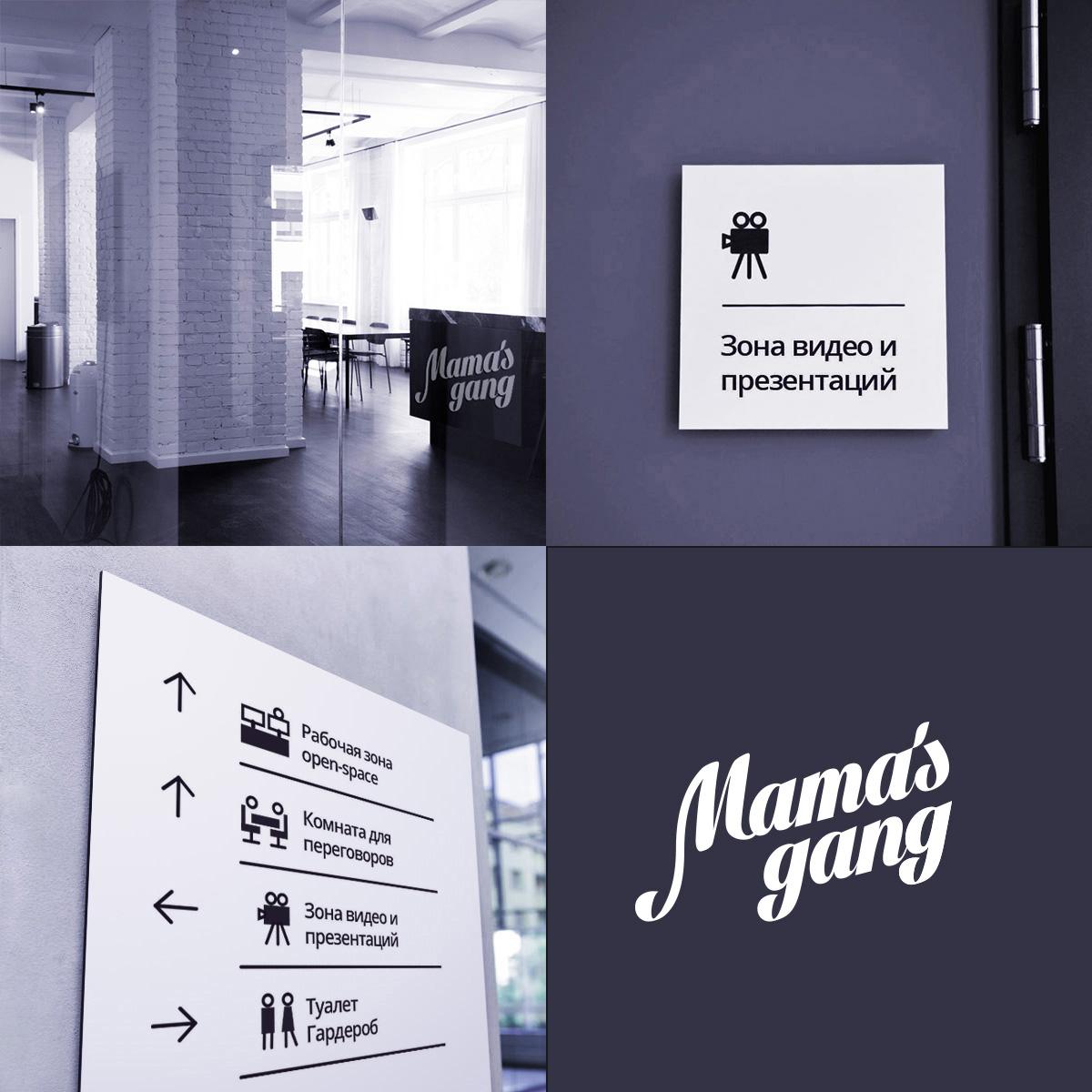 разработка бренда коворкинг пространства